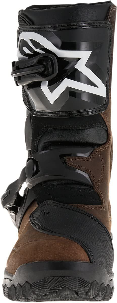 Brown, 9 Alpinestars Mens Belize Drystar Oiled Leather Boot