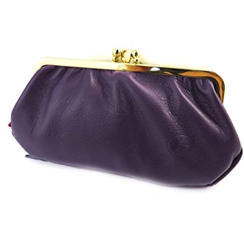 d142b0a0e10a Frandi  M6598  - Porte-monnaie Cuir  Frandi  violet  Amazon.fr  Bagages
