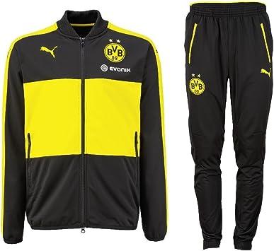 Puma BVB Borussia Dortmund Survêtement 20162017, Homme