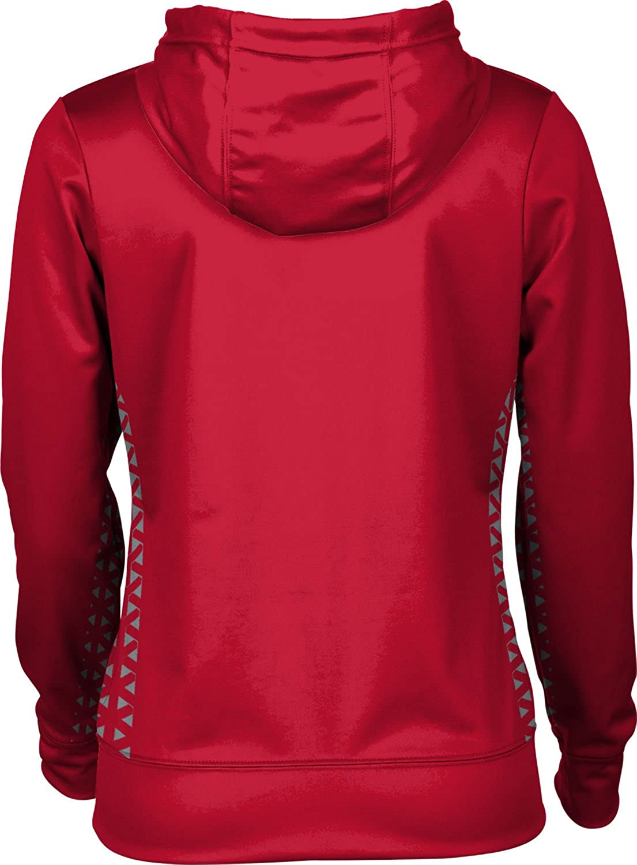 ProSphere Nicholls State University Girls Zipper Hoodie Geometric School Spirit Sweatshirt