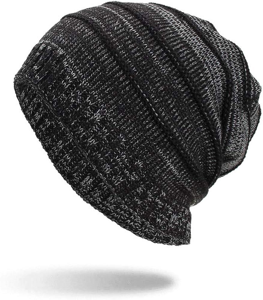 Rock and Roll Skeleton Winter Beanie Hat Knit Skull Cap for Men /& Women