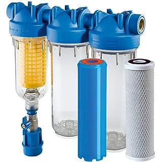 'Hydra ironma ster 3/4set Brunnen filtro de agua Filtro de hierro Casa Agua Filtro de cloro