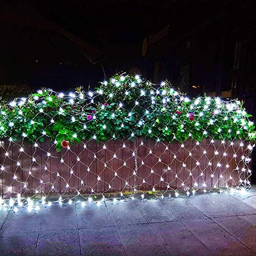 Mesh Christmas Lights Outdoor in US - 3