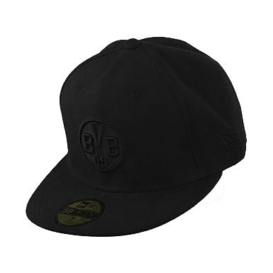 New Era BVB Borussia Dortmund 59FIFTY Kappe 7 Black  Amazon.de  Bekleidung e2508fe478