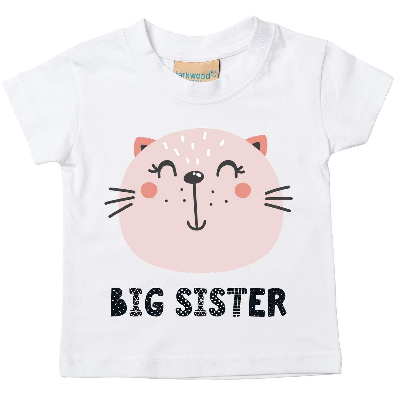 Toddlers Big Sister Animal T-Shirt
