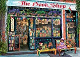 Ravensburger The Bookshop Puzzle 1000 Piece Jigsaw Puzzle for Adults – Every Piece is Unique, Softclick Technology Means Pieces Fit Together Perfectly