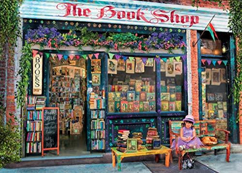Ravensburger The Bookshop Puzzle 1000 Piece