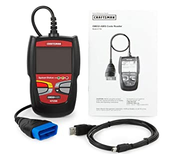 Craftsman Diagnostic Scan Tool Car Scanner Code Reader Auto Engine OBD2 DTC NEW