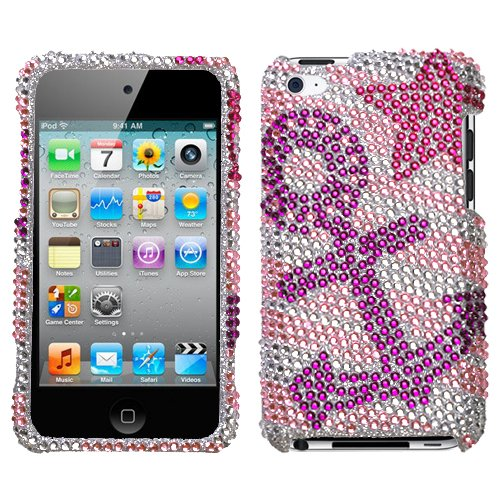 Mybat Hard Plastic Snap on Cover Fits Apple iPod Touch 4 ...