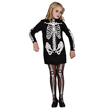 Halloween Skeleton Costume Kids.S Girls Skeleton Girl Halloween Costume For Fancy Dress
