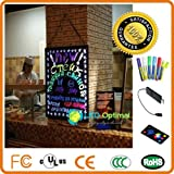 LED Optimal LED Writing Board with Remote Control