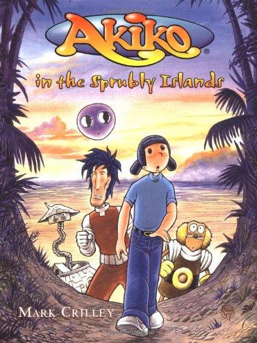 Download Akiko in the Sprubly Islands pdf