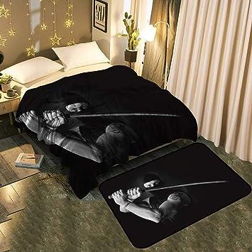 Amazon.com: UNOSEKS-Home Blanket mat Set Combination ...