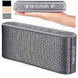 PURVOBIA Ultra Thin Slim Bluetooth Speaker – Bluetooth 5.0 Wireless Speaker Mini Portable