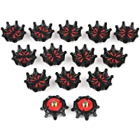 MamimamiH 28pcs Golf Shoe Spikes Champ Spikes Stinger Screw Small Metal Thread For Golf Sports shoes