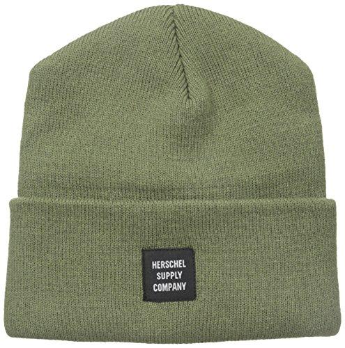 herschel-supply-co-mens-abbott-watch-cap-beanie-army-one-size