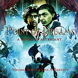 Point of Dreams: A Novel of Astreiant Audiobook