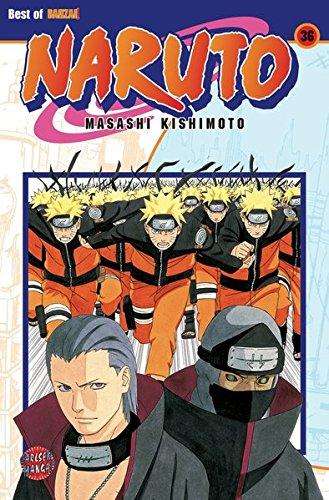 Naruto, Band 36
