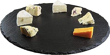 Piatti Cucina In Ardesia : Apollo lazy susan piatto girevole in ardesia amazon casa e