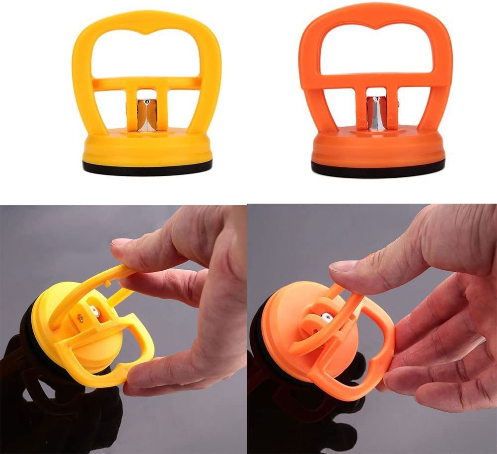 Sedeta/® car Suction Cup Dent Puller Handle Lifter Auto Fix Mend Pull Bodywork Panel Remover Sucker Suction Tools