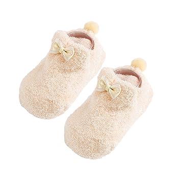 fec75fd8337eb Mum nny 新生児ソックス 靴下 2足セット もこもこ 保温 秋冬 ベビー 出産祝い ムール用 柔らかい
