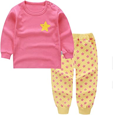 Squarex - Conjunto de pijamas para bebés de 0 a 5 años, para ...