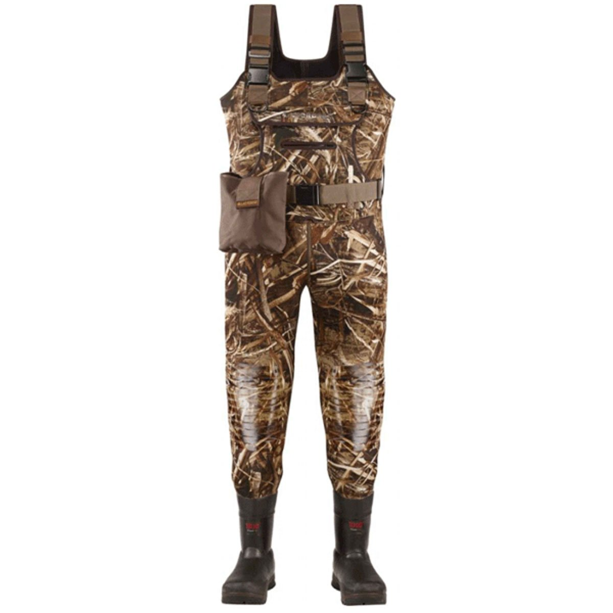 Lacrosse Swamp Tuff Pro Bottom Land 1000 – グラムThinsulate Ultra Insulation Waders B00M19KNIW 10 King|Realtree Max 5 Realtree Max 5 10 King