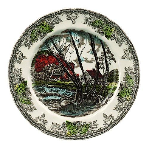 Friendly Village Salad Plate