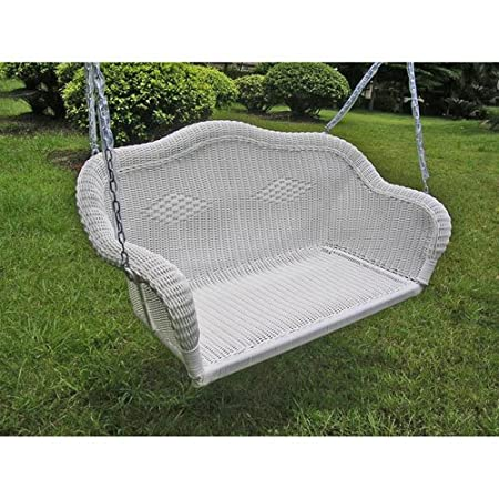 61lCD4TTMGL._SS450_ Wicker Swings and Wicker Porch Swings