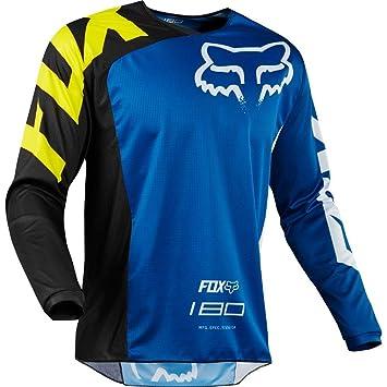 48821225cb031 Fox Camiseta Jersey 180 Race