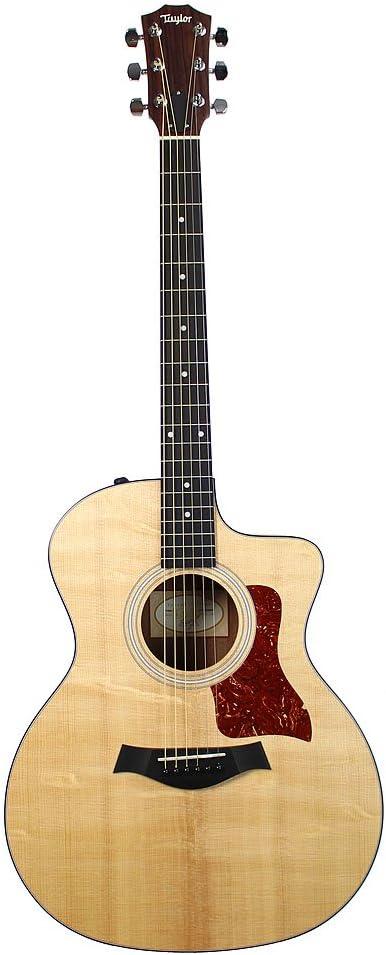 Taylor 114ce · Guitarra acústica: Amazon.es: Instrumentos musicales