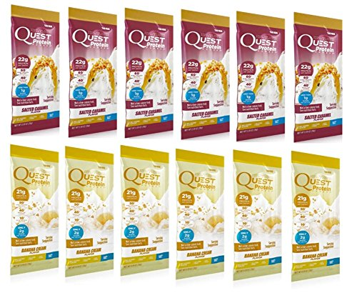 Quest Nutrition Protein Powder Caramel product image