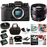 Fujifilm X-T2 Camera (Body) with XF 23mm f/1.4 R Lens and Corel Suite Bundle