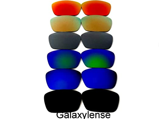 30c146eb08 Amazon.com  Replacement Lenses For Oakley Fuel Cell Black Blue Green ...