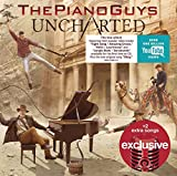 Music : THE PIANO GUYS Uncharted LMT ED EXPANDED TARGET CD
