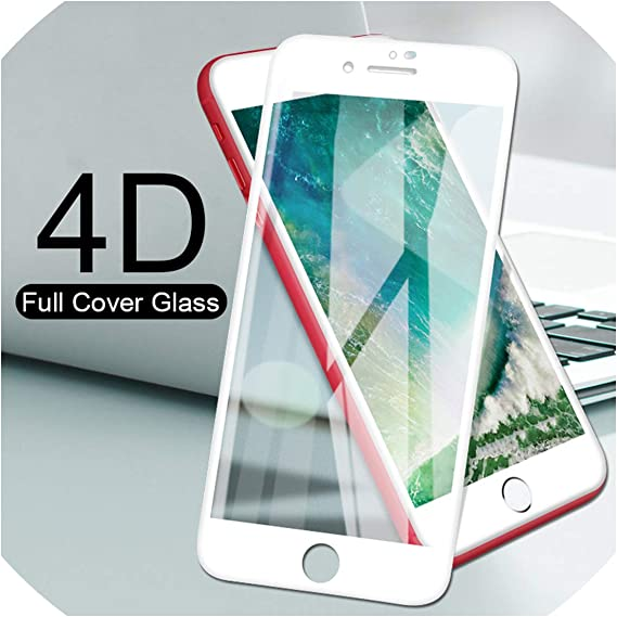 Tempered Glass For iPhone 6S Plus iPhone 7 Plus Screen Cover Glass Protector
