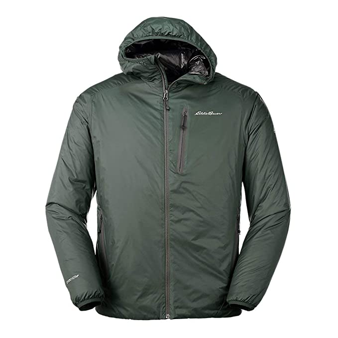 Amazon.com: Eddie Bauer EverTherm - Chaqueta con capucha ...