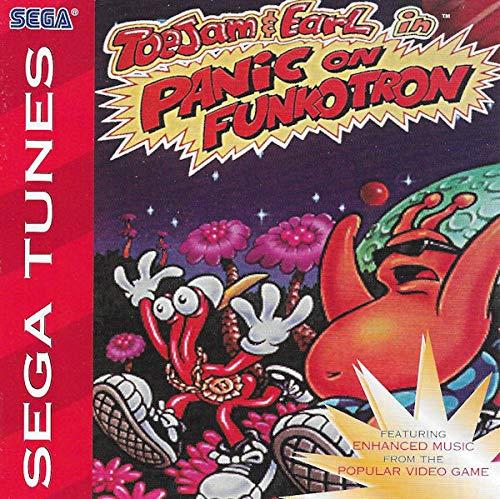 Sega Tunes:  ToeJam & Earl in Panic on Funkotron