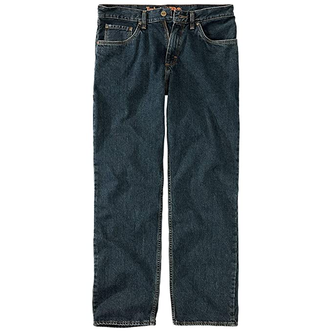 Amazon.com: Timberland PRO Grit-n-Grind Denim - Pantalones ...