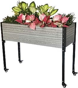 Everbloom E334519WG Urban Mobile Garden, Includes 2