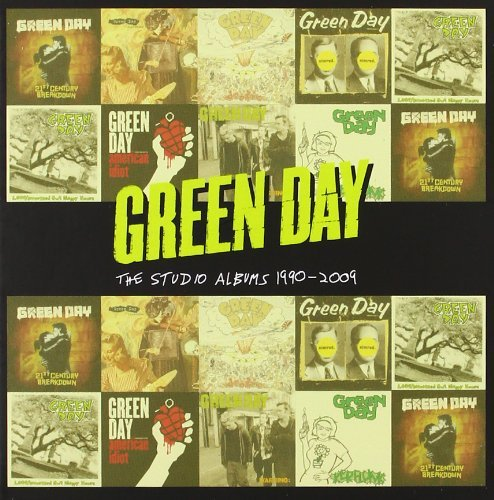 Green Day - The Studio Albums 1990-2009 By Green Day - Zortam Music