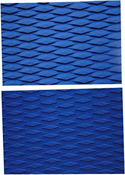 Sharplace 2X Almohadilla de Tracci/ón Deck Grip de EVA para Tabla de Surf