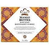 NUBIAN HERITAGE - Bar Soap Mango Butter - 5 oz. (141 g)