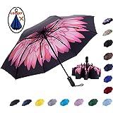faefa0f58461 Amazon.com : WXLIFE Bling Rainbow Glitter Star Auto Folding ...