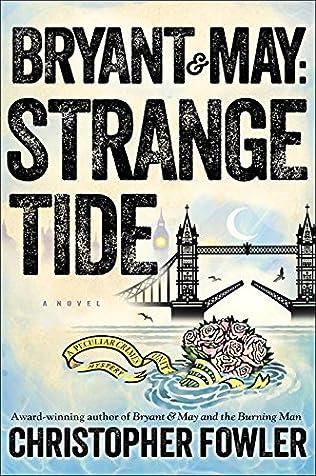 book cover of Strange Tide