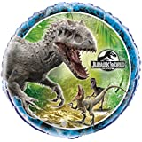 environ 45.72 cm Qualatex Feuille Ballon Jurassic World 18 in
