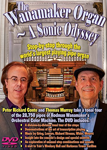 The Wanamaker Organ - A Sonic - Macy's Philadelphia