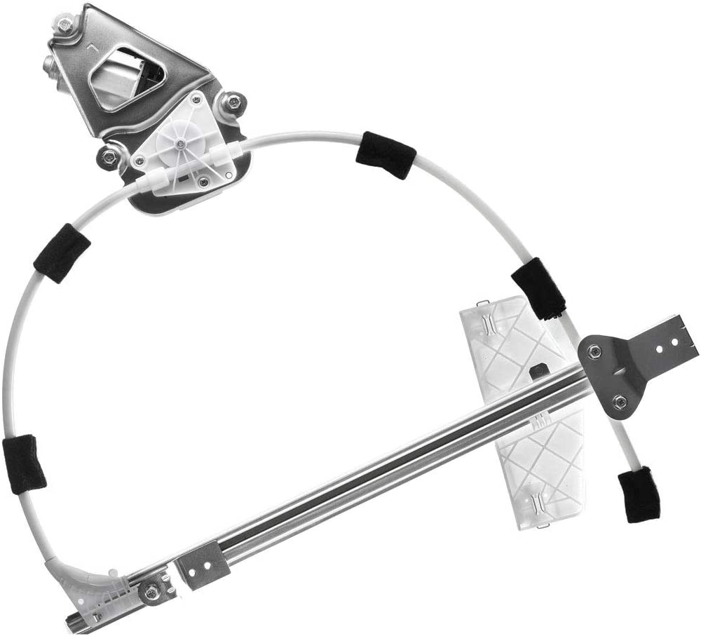 A-Premium Power Window Regulator and Motor Assembly Replacement for Jeep Liberty KJ 2002-2006 Front Left Driver Side