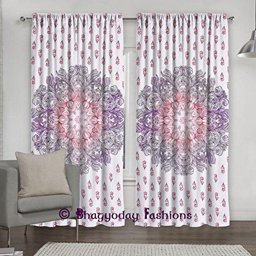 Indian Mandala Bedroom Curtains Tapestr Buy Online In Cambodia At Desertcart