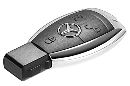 Mercedes Benz Ignition Key Usb Flash Drive Memory Stick 64gb Buy